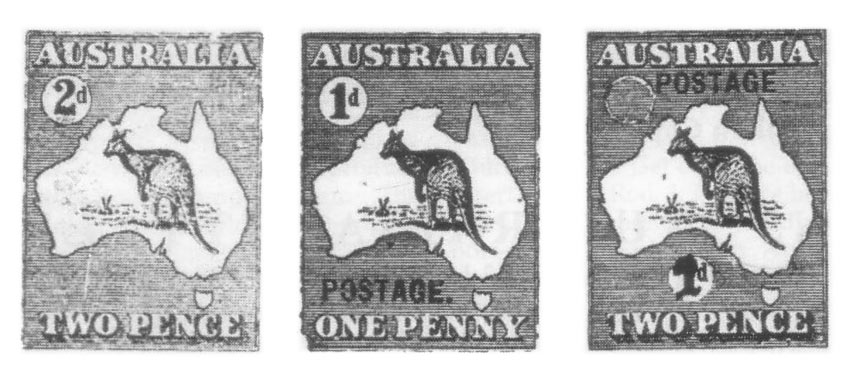 Top 10 Most Valuable Australia Stamps - Alternative